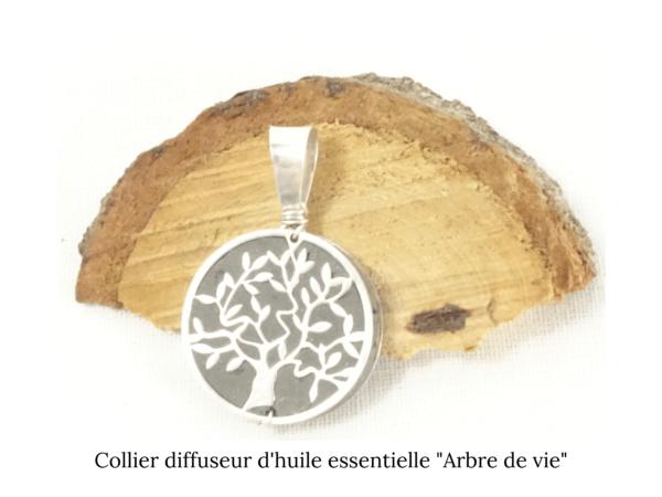 Collier Arbre de vie- Histoire de bijoux