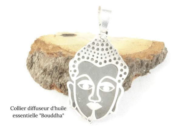 Collier bouddha : histoire de bijoux