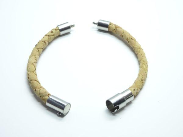 Bracelet Vegan fait en France