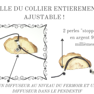 Collier Totem : Optimisme