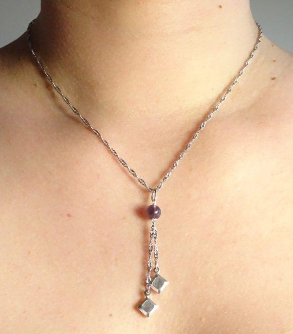 Histoire de bijoux bijou original améthyste