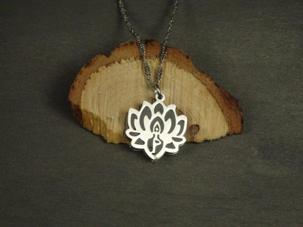 Fleur de lotus- bijou diffuseur huile essentielle