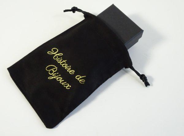 Histoire de bijoux sac & boite