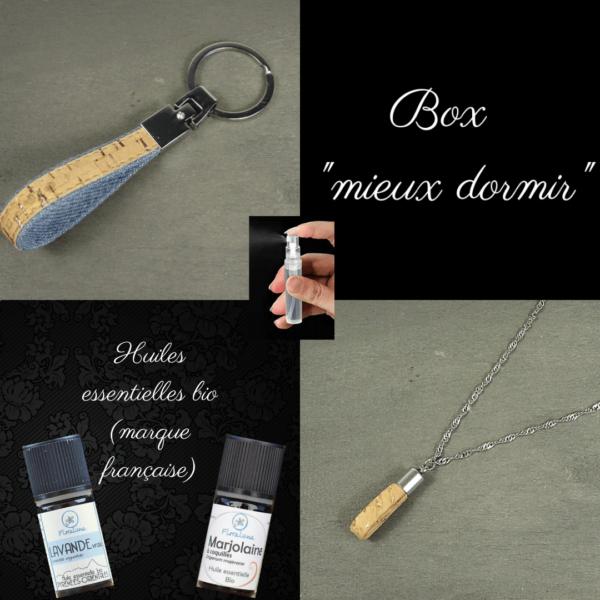 huile essentielle lavande sommeil box histoire de bijoux