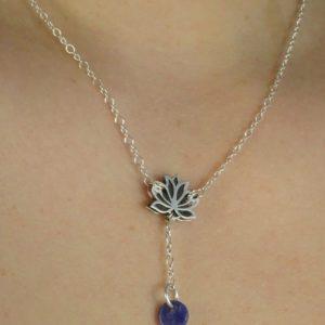 Bijou haut de gamme fleur de lotus